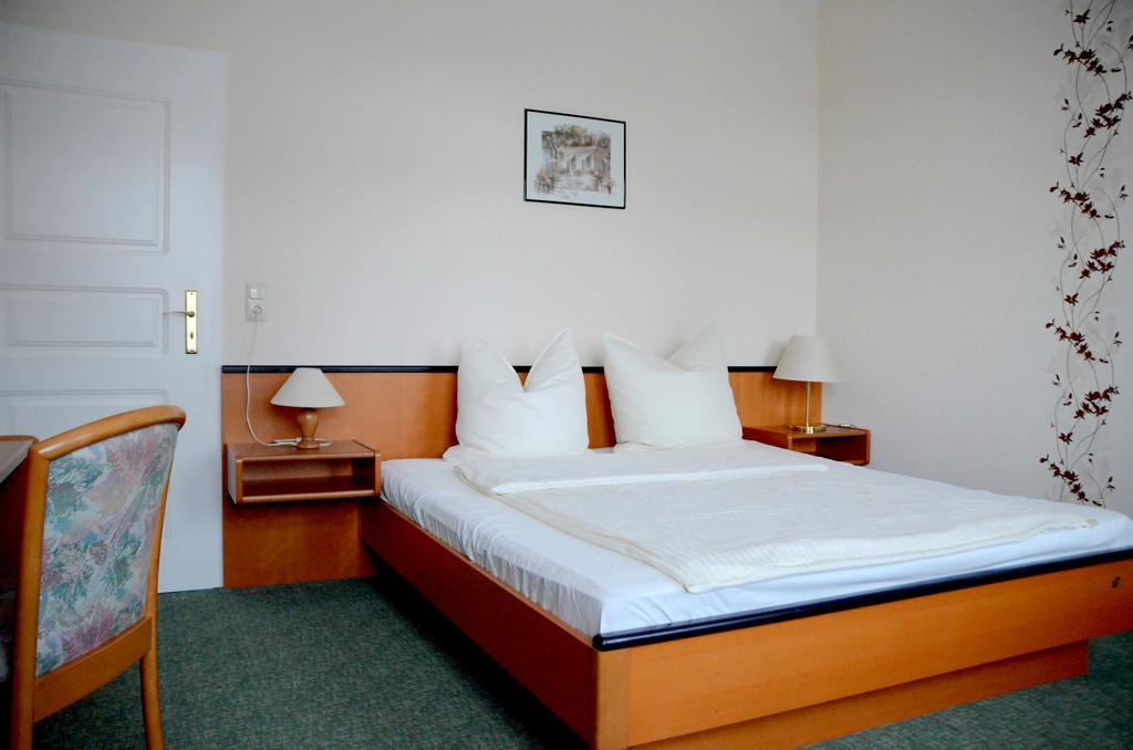 Fewo 4 - Schlafzimmer