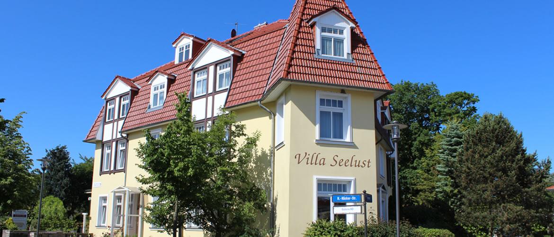 Ferienwohnungen Villa Seelust Kühlungsborn